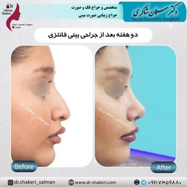 جراح زیبایی صورت و بینی